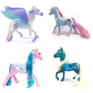 All My Little Pony Dream Beauties