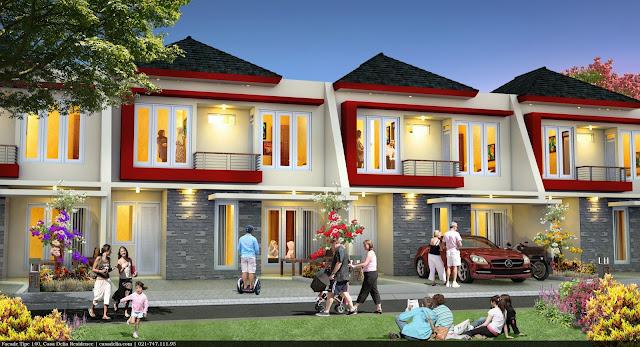 Rumah Dijual di Ciputat