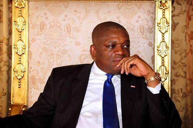 ‎Germany trip: EFCC accuses Orji Kalu of jumping bail