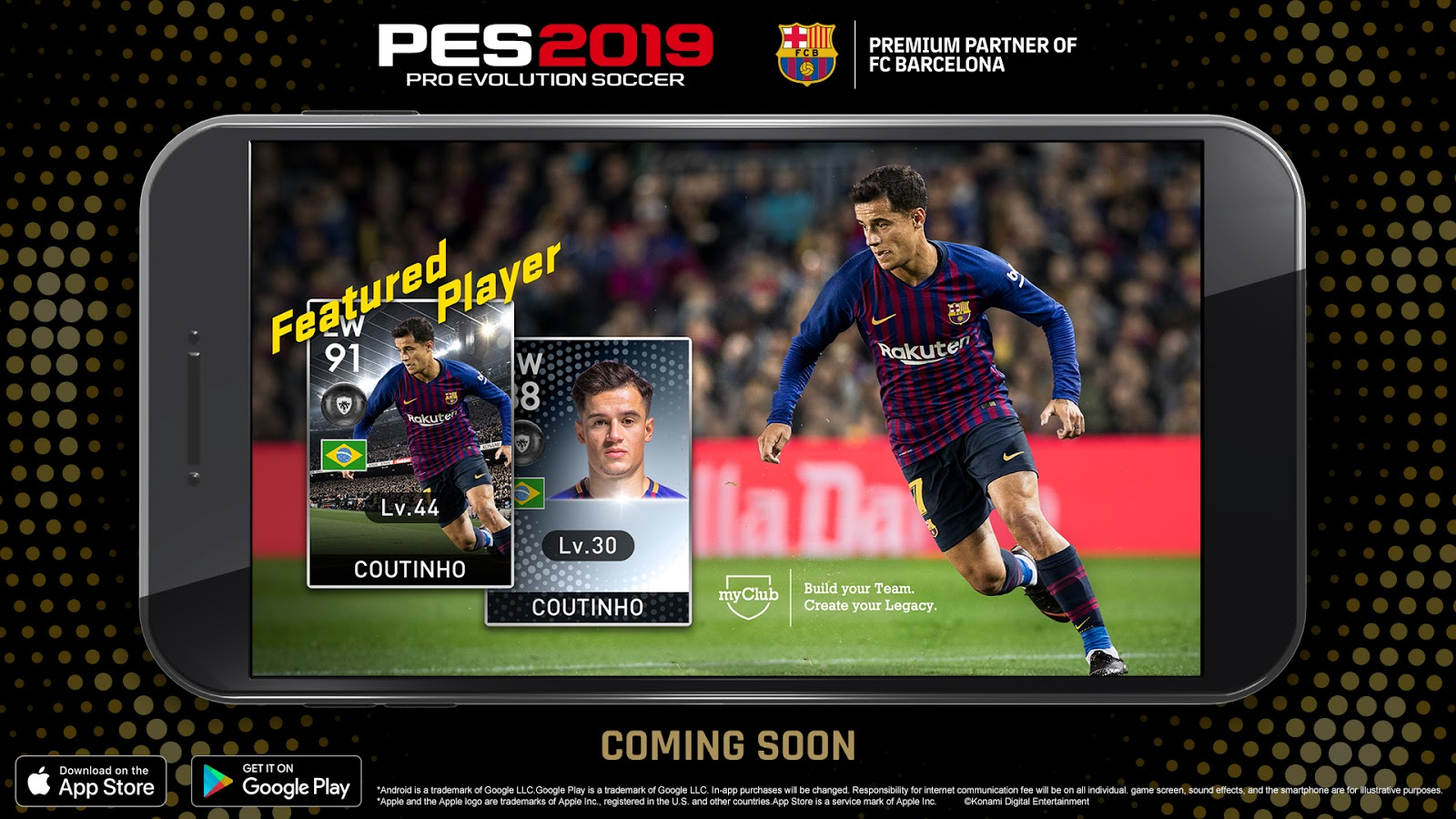 Official PES 2019 APKDATA+OBB Download for Android - Naijatweaks