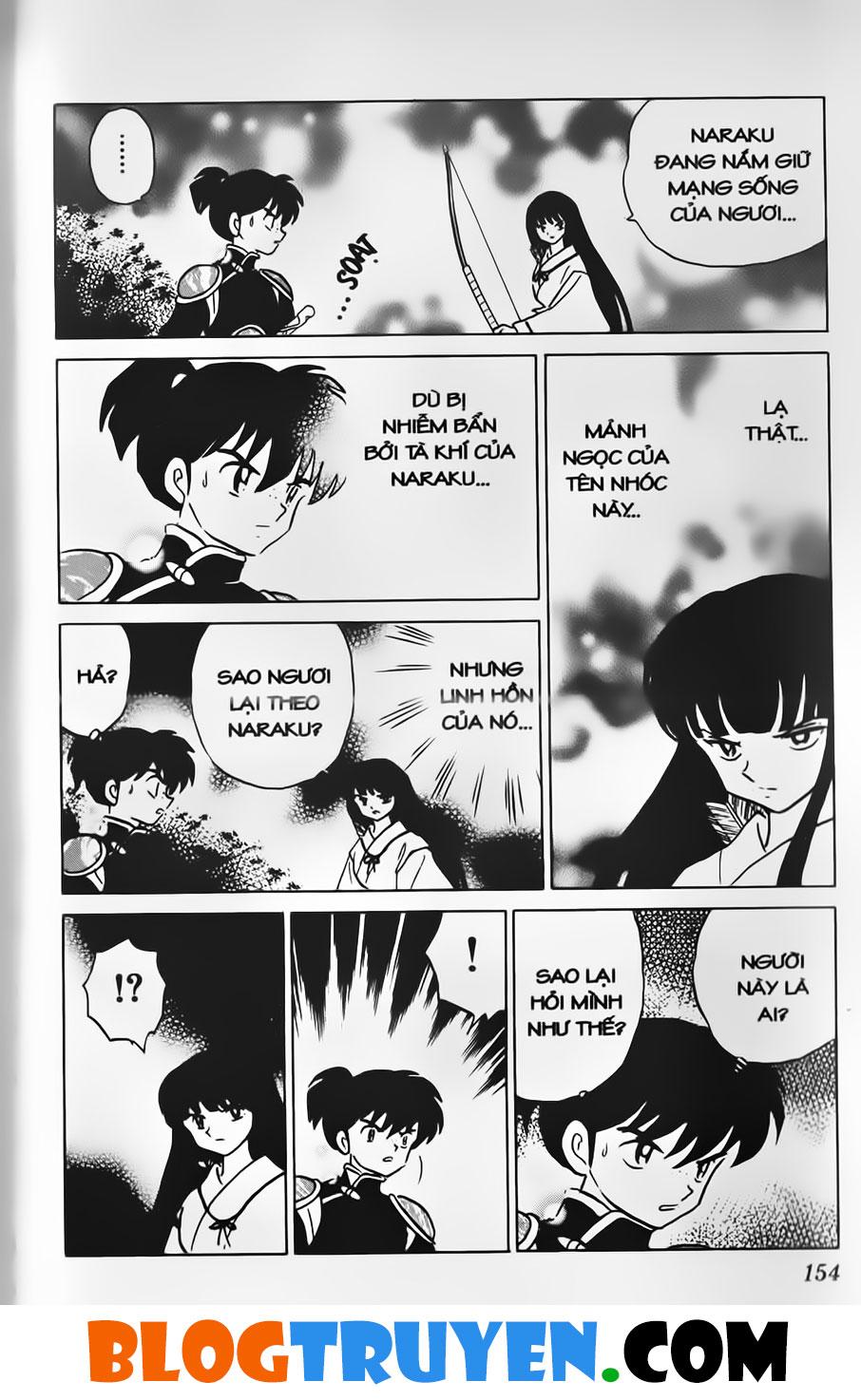 Inuyasha vol 34.9 trang 6