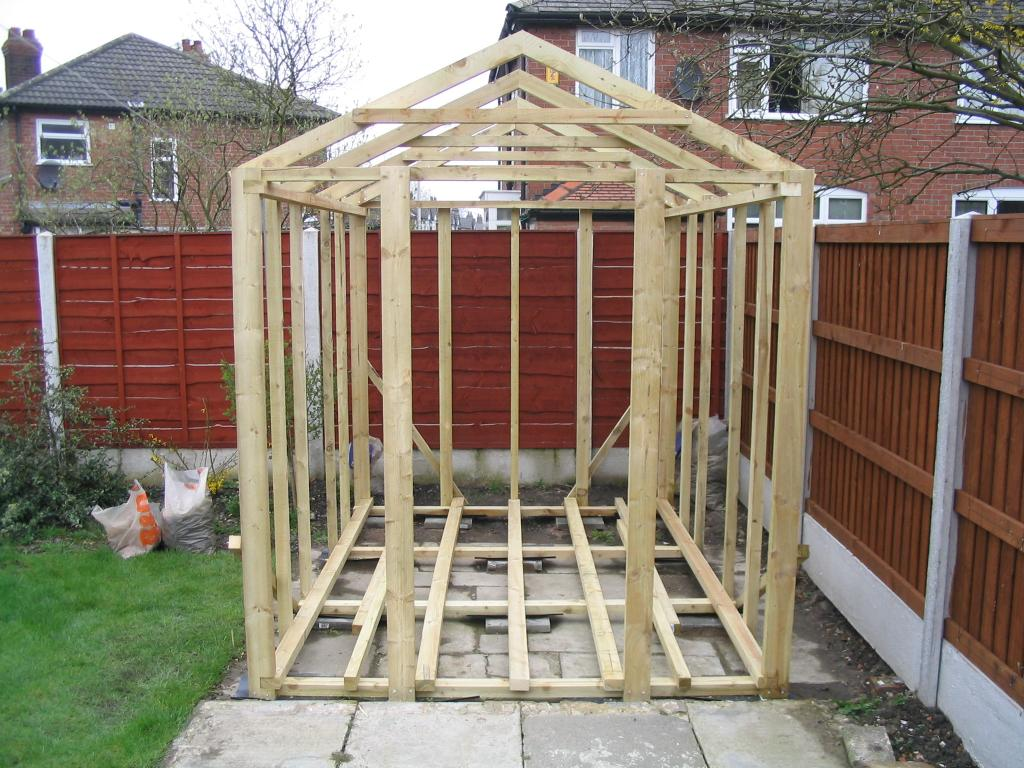 How To Choose The Best Materials For Shed Building