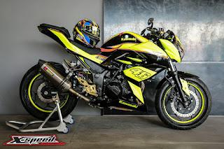 Design Kawasaki Z250 - Modern Moto Magazine