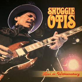 Shuggie Otis's Live In Williamsburg