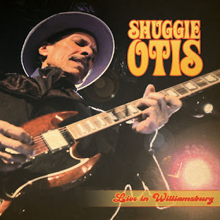 Shuggie Otis's Live In Williamsburg