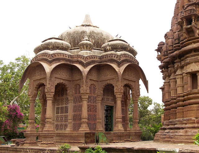 Mandore-in-Jodhpur-Tour