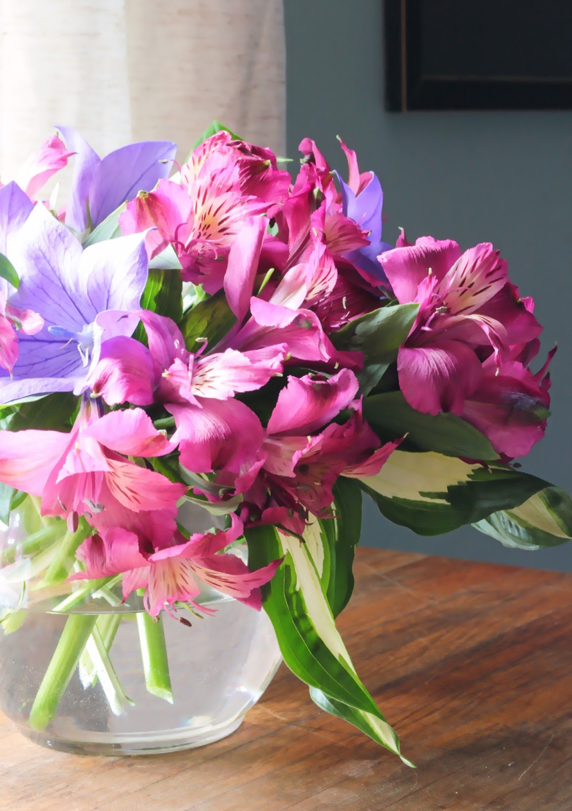 Stunning Arranging your Supermarket Alstroemeria in a