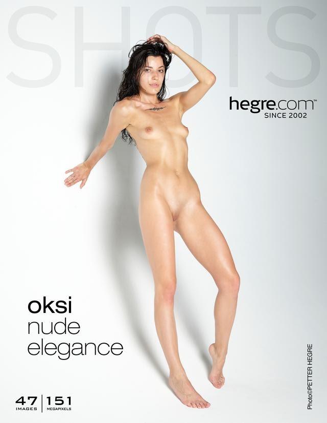 [Hegre-Art] Oksi - Nude Elegance 154893