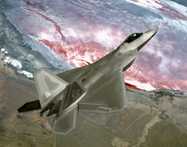 F22 Raptor Wallpaper | HD Desktop Wallpapers4
