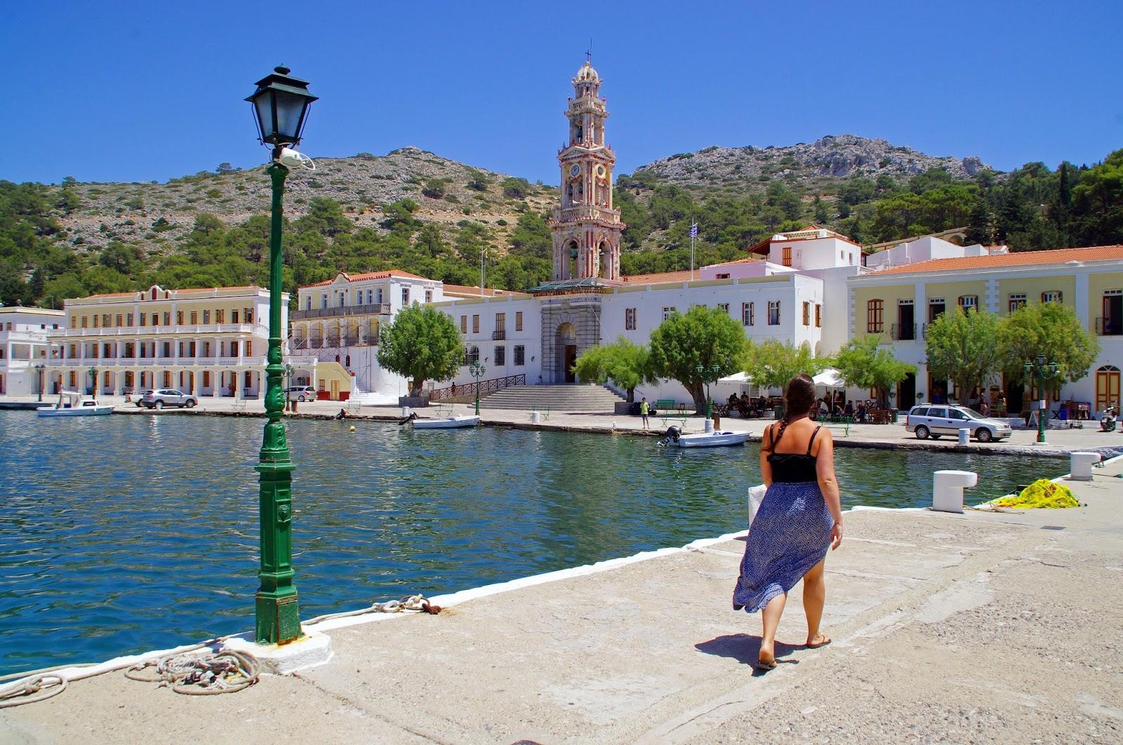Simi Greece