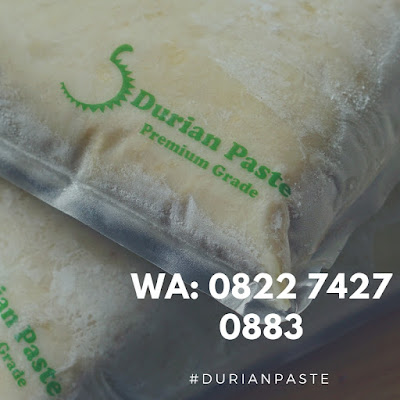 jual durian paste