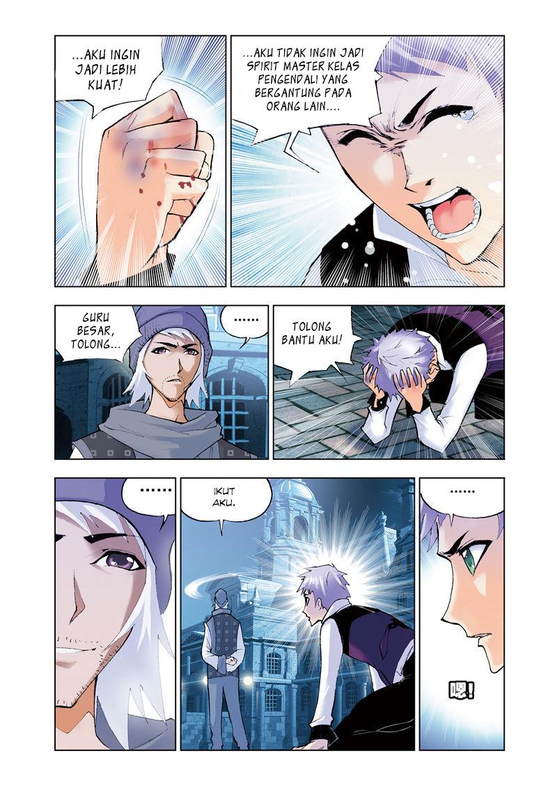 Baca Komik Manga Soul Land Chapter 42 Komik Station