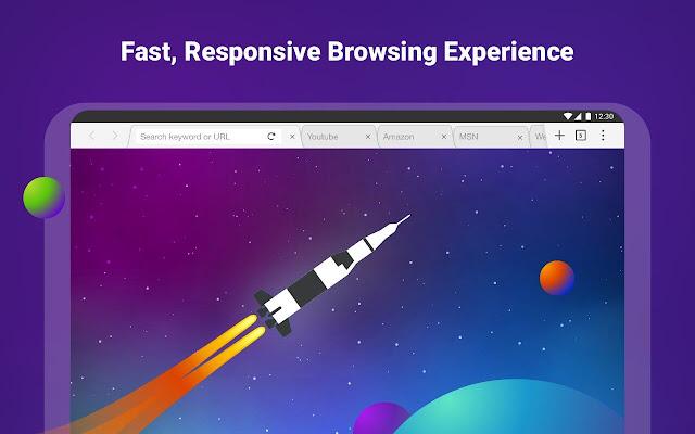 puffin browser apk screenshot