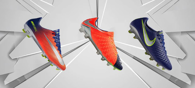 a2d253116e5 PES 6 Nike New Boots-Pack 2017-18