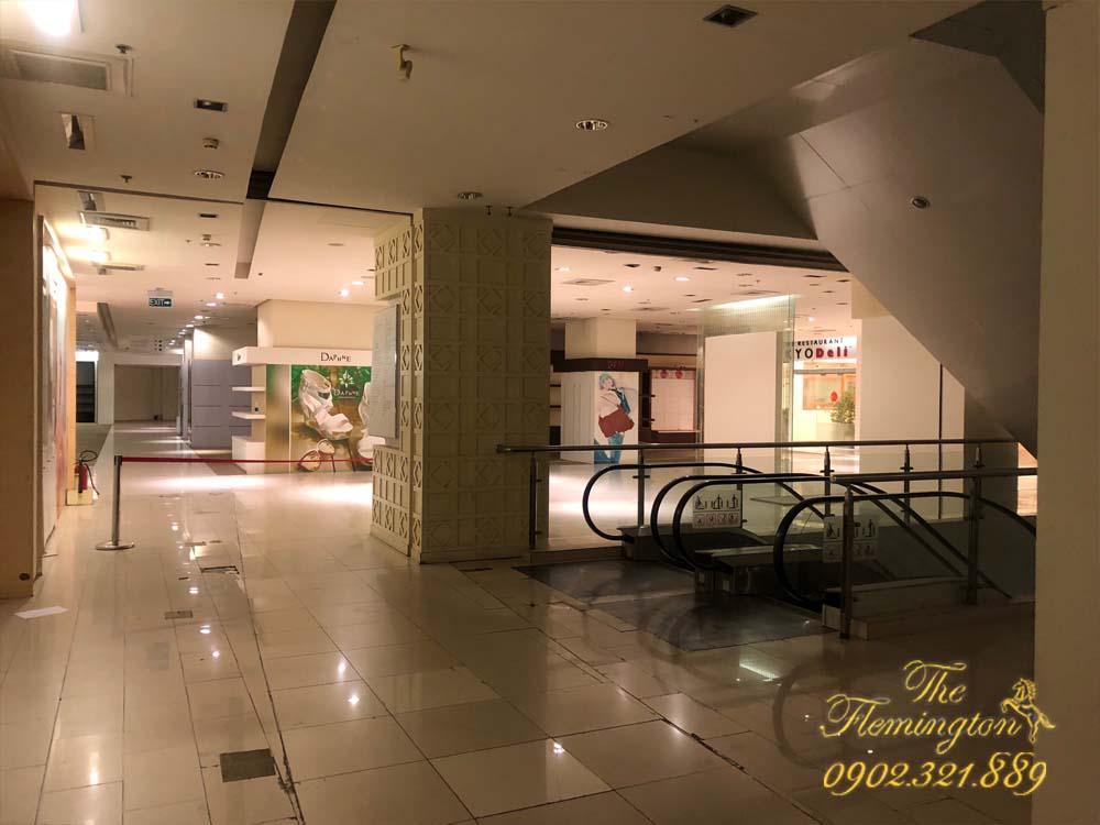 Cho thuê mặt bằng tại trung tâm thương mại Parkson Flemington