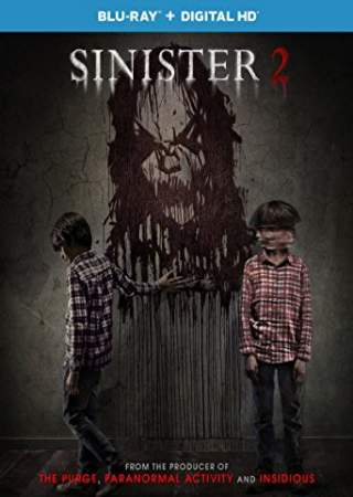 Sinister 2 (2015) Dual Audio Hindi 350MB BluRay 480p