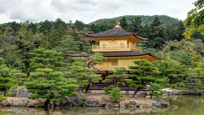 Wallpaper: Kinkaku-ji Temple