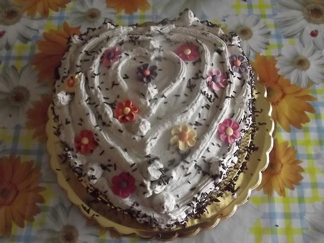 Compleanno Di Mia Mamma.Torta Per Il Compleanno Di Mia Mamma
