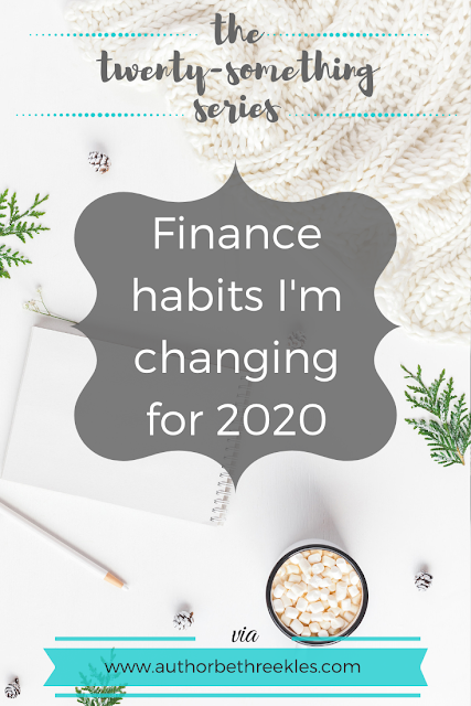 Last year, I managed to keep track of my spending and set budgets. This year, I'm setting myself more money goals and switching up my spending habits to make better decisions with my finances.