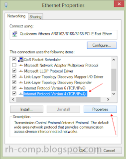 Cara Mentransfer File Lewat Kabel LAN