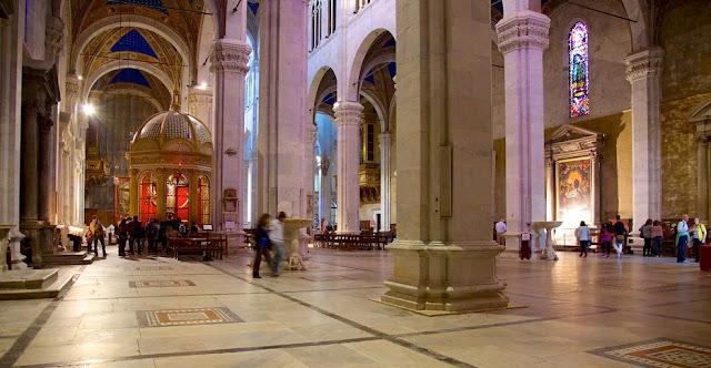 O que ver/fazer na Catedral de Lucca