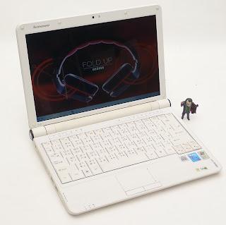 Laptop Lenovo ideapad S12 Bekas