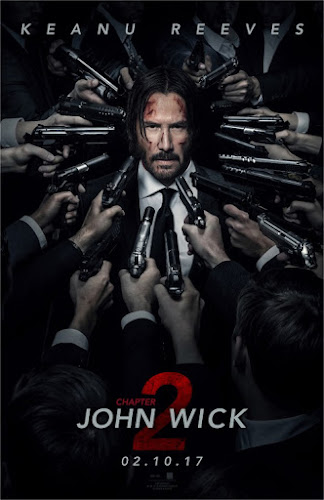 John Wick: Chapter 2 (BRRip 1080p Dual Latino / Ingles) (2017)