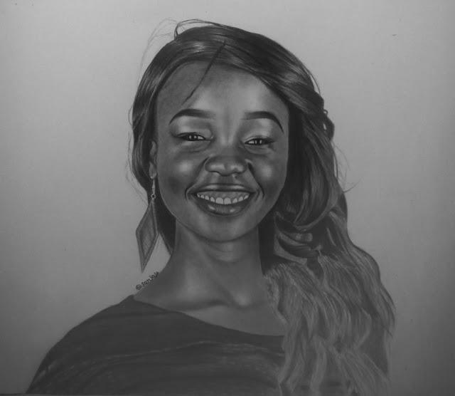 Hillary Lusanji - Arts Sanjay