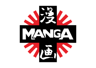 Manga Logo Vector