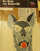 das Cover zeigt einen bellenden Hund