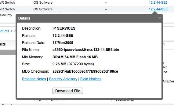 Ken Felix Security Blog: cisco image validations ( md5 )