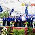 JR Saragih lantik Empat Kepengurusan Partai Demokrat Di Kepulauan Nias