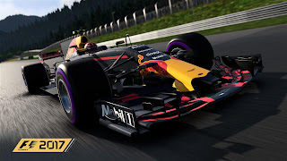F1 2017 PS3 Wallpaper