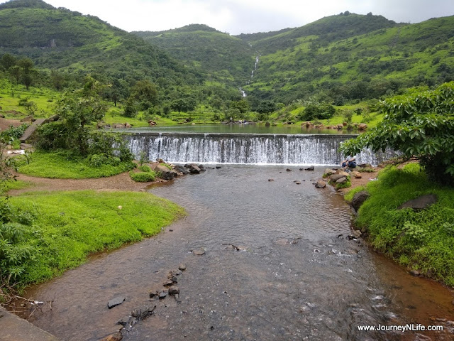 Khandi & Thokarwadi Dam – best waterfalls near Pune
