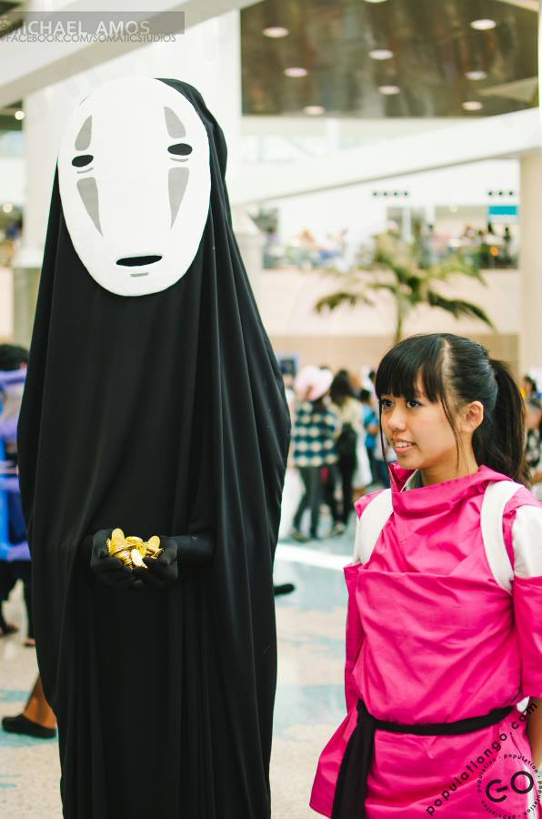 My Cute Bow Cosplayer Lifestyle Blogger Part 1 No Face Mask Tutorial Spirited Away