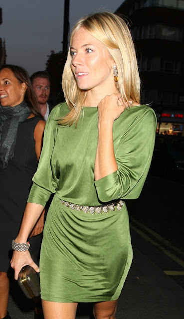 Fashion icon: Sienna Miller