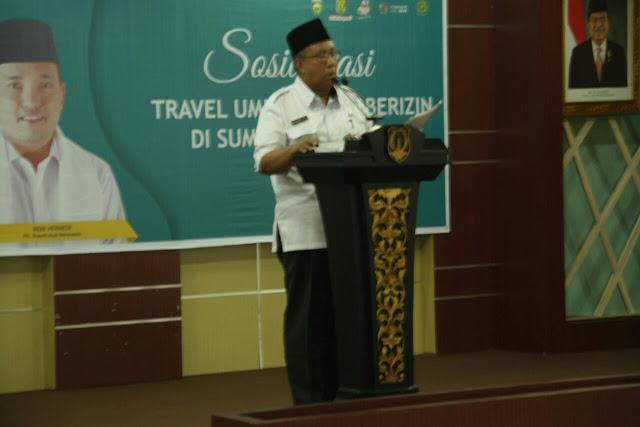 """Kabag Kesra: Hati - Hati Dengan Travel Umroh """"Bodong"""""""