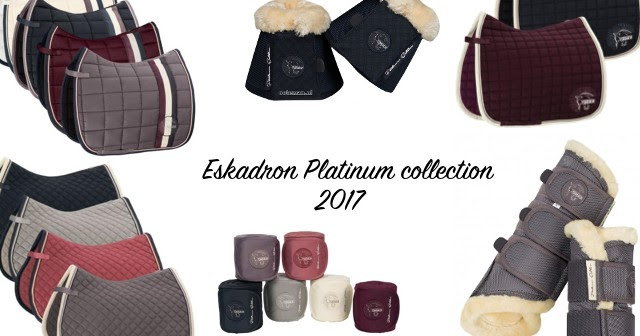 Trends to watch out for: Eskadron Platinum collection