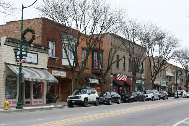 Downtown Antioch, Illinois