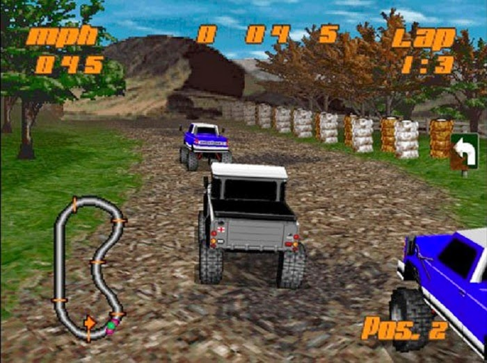 Test Drive off Road 2 Cheats