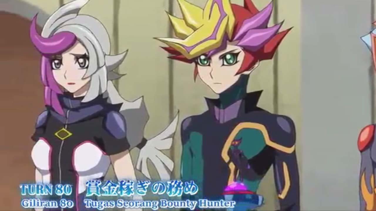 Nonton Yu-Gi-Oh! VRAINS Episode 80 Subtitle Indonesia