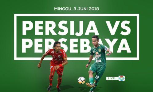 Rusuh Antar Suporter, Persija vs Persebaya Dibatalkan