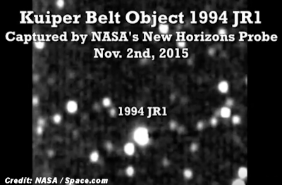90-Mile-Wide Object Spotted In Outer Solar System