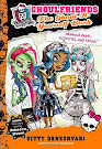 Monster High Ghoulfriends The Ghoul-It-Yourself Book Book Item