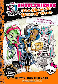 MH Ghoulfriends The Ghoul-It-Yourself Book Media