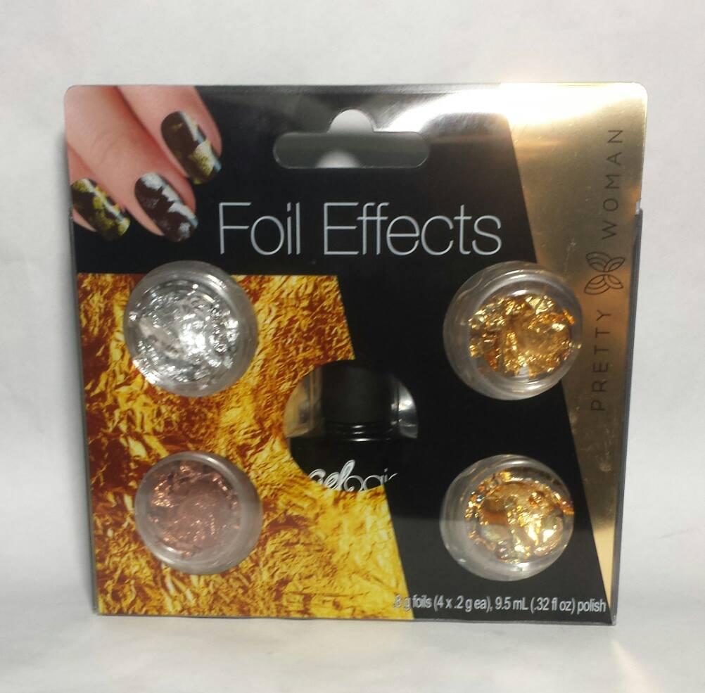 Anusha\'s Nails: Pretty Woman Foil Effects kit