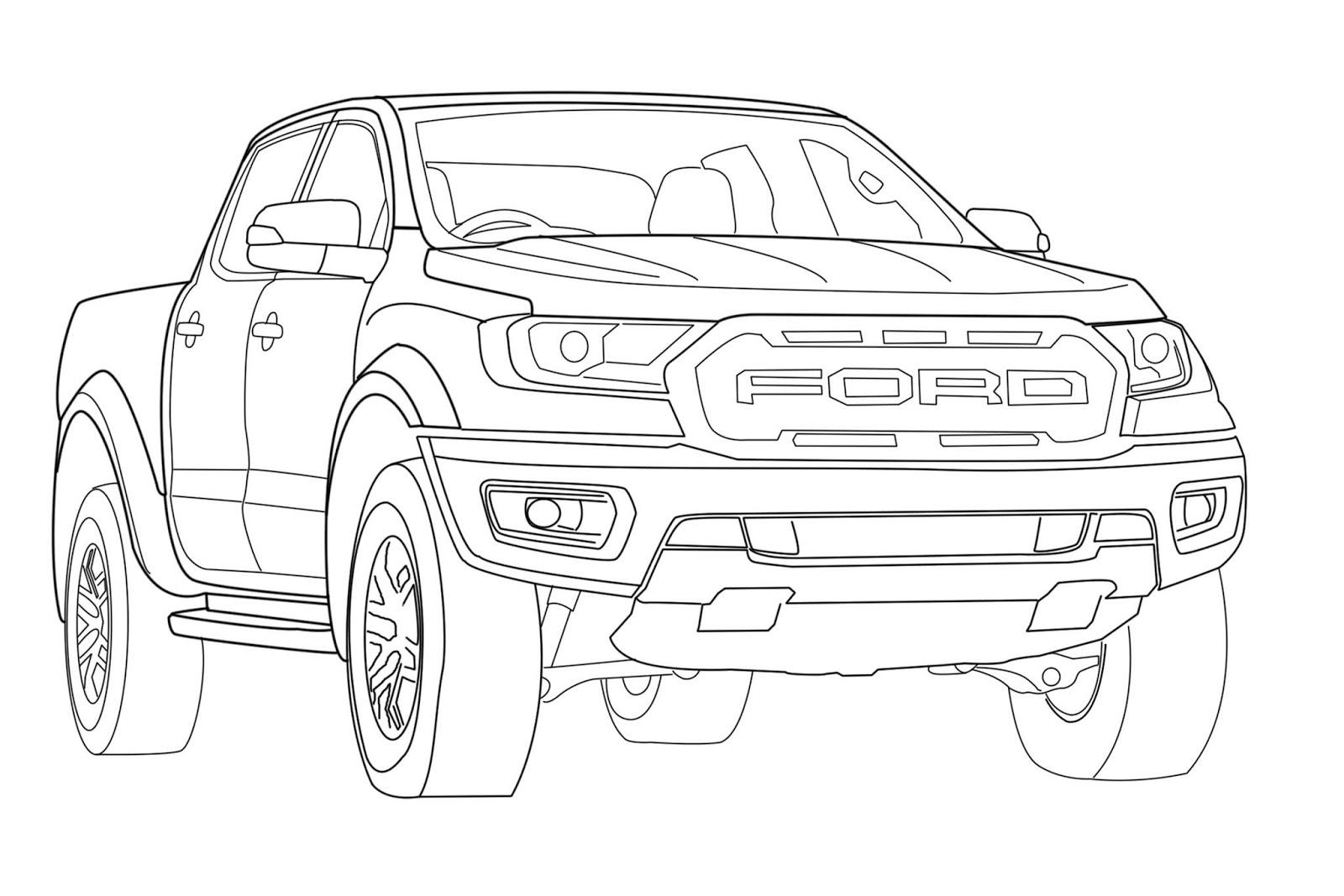 Kenny Studio Channel: Ford Ranger Raptor