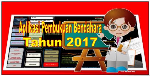 APLIKASI PEMBUKUAN BENDAHARA BERBASIS M. EXCEL TERBARU 2017