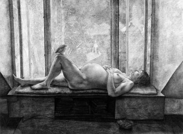 Традиционный реализм. Tony Luciani 7