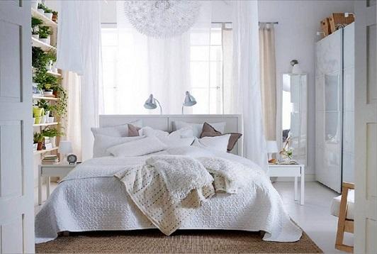 Decorar un dormitorio de espacio reducido dormitorios - Decorar dormitorio pequeno ...
